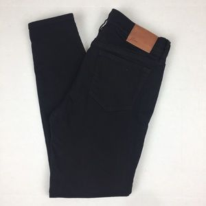 J Crew Toothpick Jeans SZ30